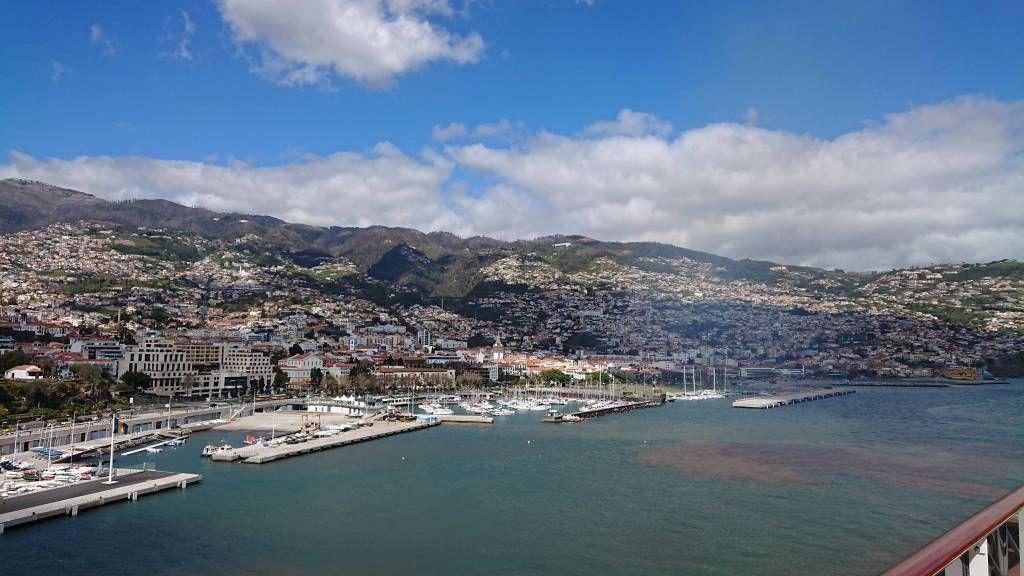 Madeira, Funchal