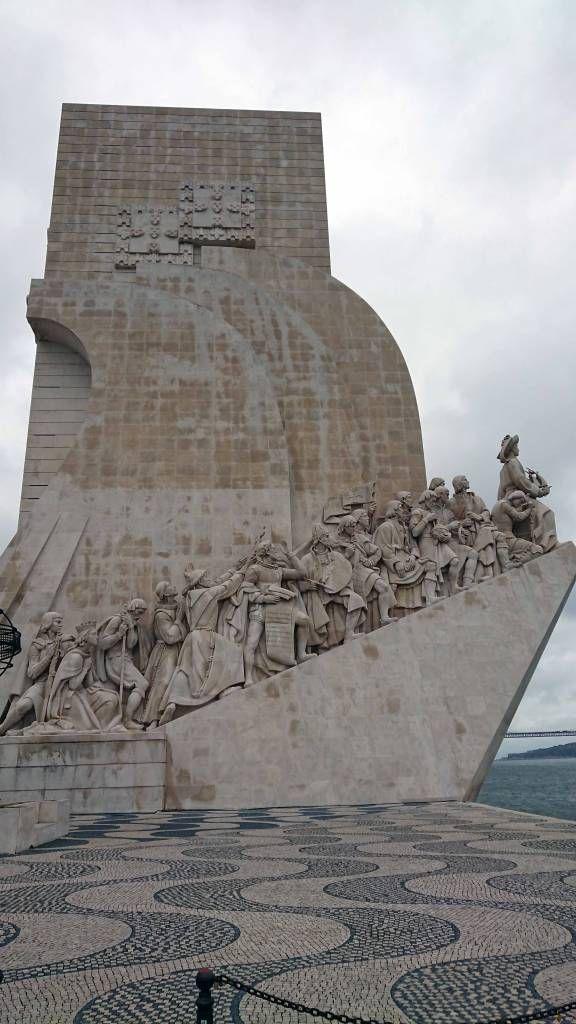 Lissabon, Seefahrerdenkmal
