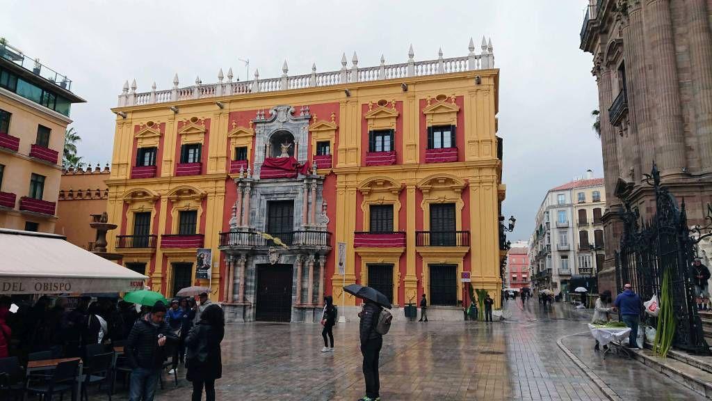 Málaga, Kunstcenter