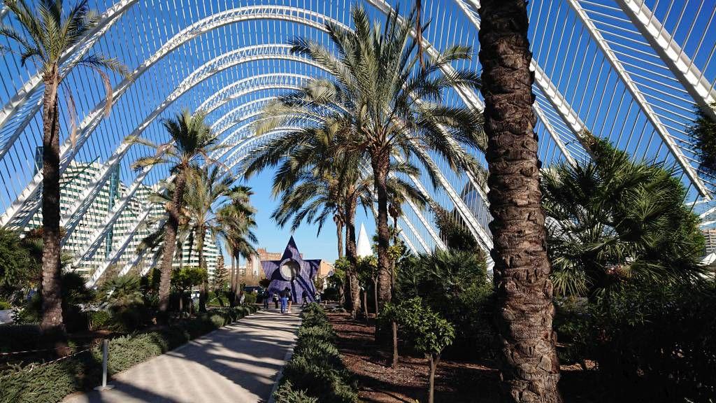 València, Ciutat de les Arts i les Ciències