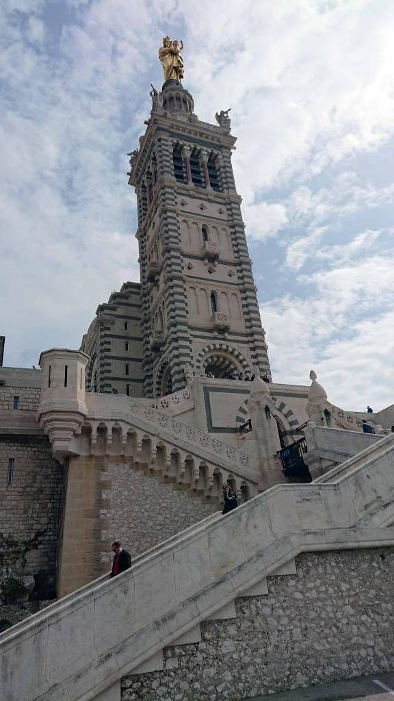 Marseille, Basilica Notre-Dame-de-la-Garde