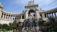 Marseille, Parc Longchamp