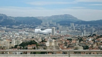Marseille, Basilica Notre-Dame-de-la-Garde, Aussicht