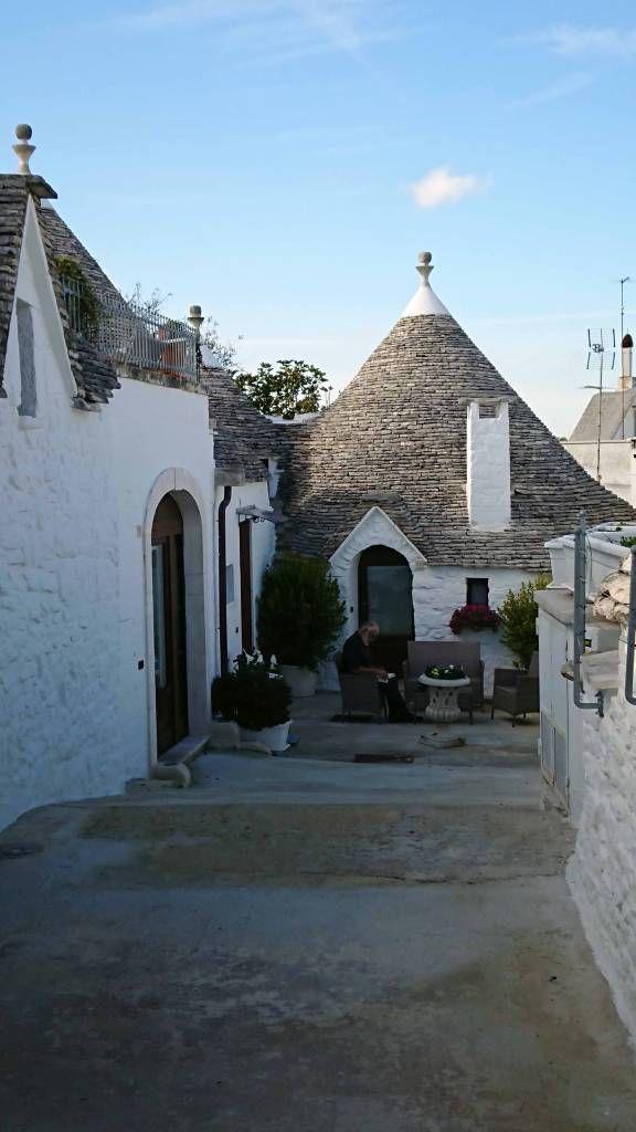 Alberobello, Trulli Häuser