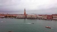 Venedig, Markusplatz und Dogenpalast