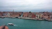 Venedig, Gebäudefront