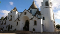 Alberobello, Trulli Kirche