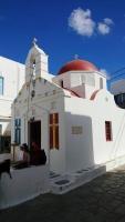 Mykonos, Agia Anna Kirche