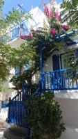 Mykonos, Mykonos Stadt, Gebäude