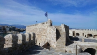 """Kreta, Heraklion, Festung """"Rocca a Mara"""""""