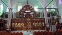 Kreta, Heraklion, Agios Titos, Altar