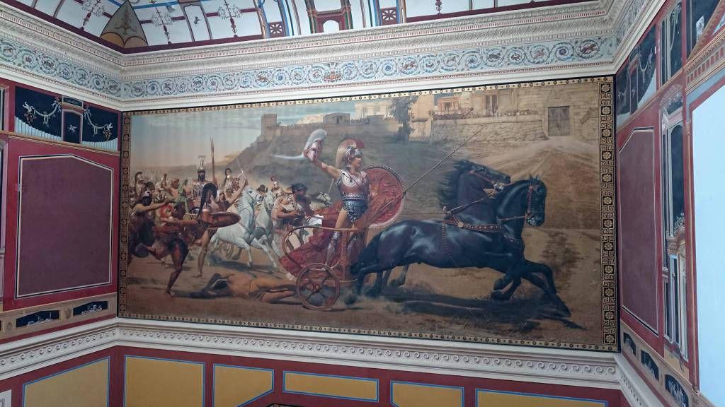 Korfu, Achilleion Palast