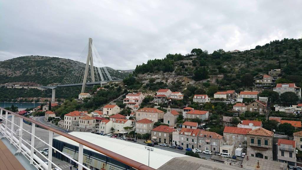 Dubrovnik, Hafen von Gruz, Kreuzfahrt Terminal