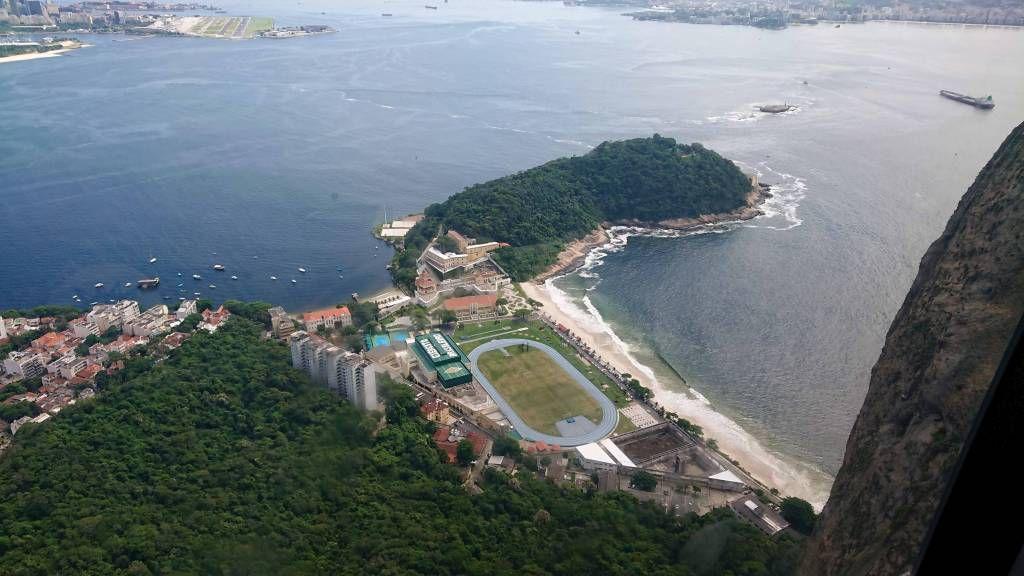 Rio, Blick vom Zuckerhut