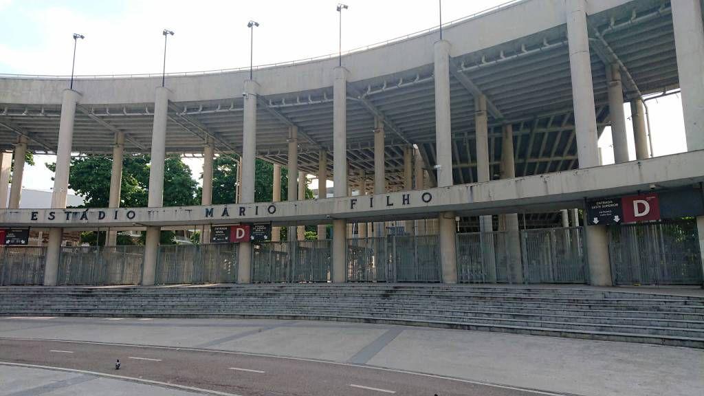 Rio, Maracana Stadion