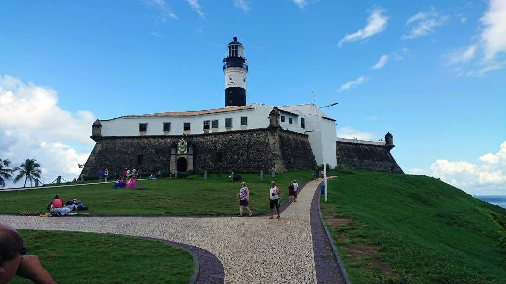 Salvador da Bahia, Leuchtturm