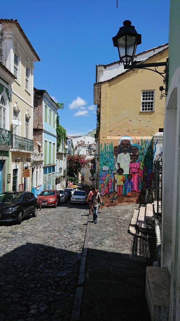 Salvador da Bahia, Pelourinho