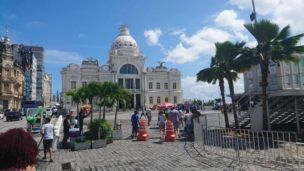 Salvador da Bahia, Praca da Se