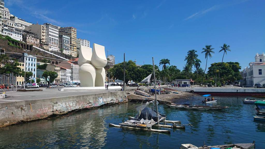 Salvador da Bahia, Unterstadt