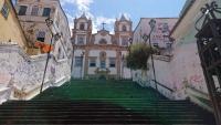 Salvador da Bahia, Pelourinho, Igreja do Santíssimo Sacramento do Passo