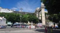 Salvador da Bahia, Fahrstuhl zur Oberstadt