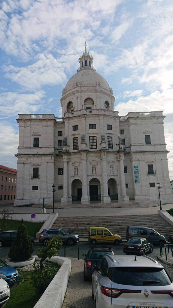 Lissabon, Pantheon