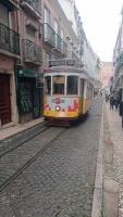 Lissabon, Straßenbahn