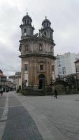 Pontevedra, Kirche