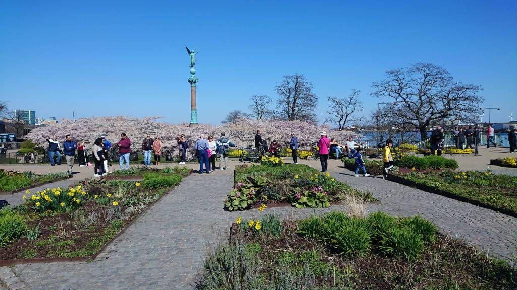 Kopenhagen, Park
