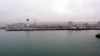 Le Havre, Hafenausfahrt