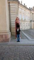 Kopenhagen, Schloß Amalienburg, Wache
