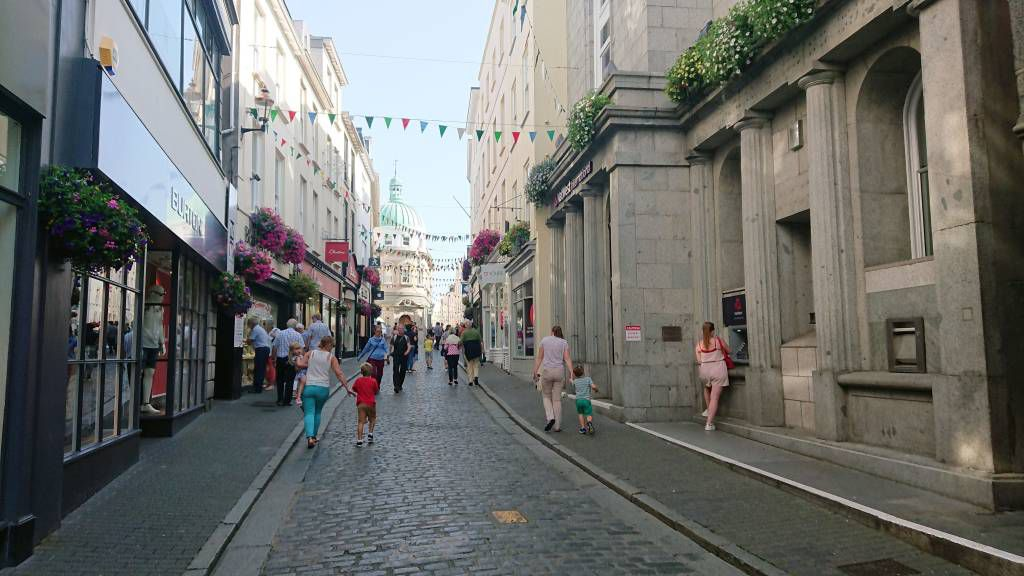 Guernsey, St. Peter Port
