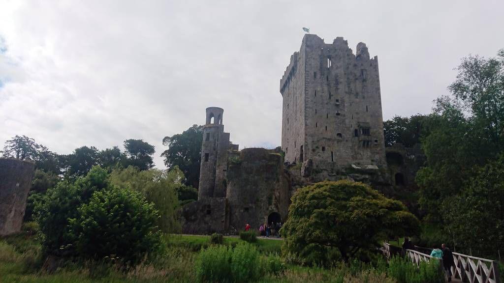 Irland, Cork, Blarney Castle