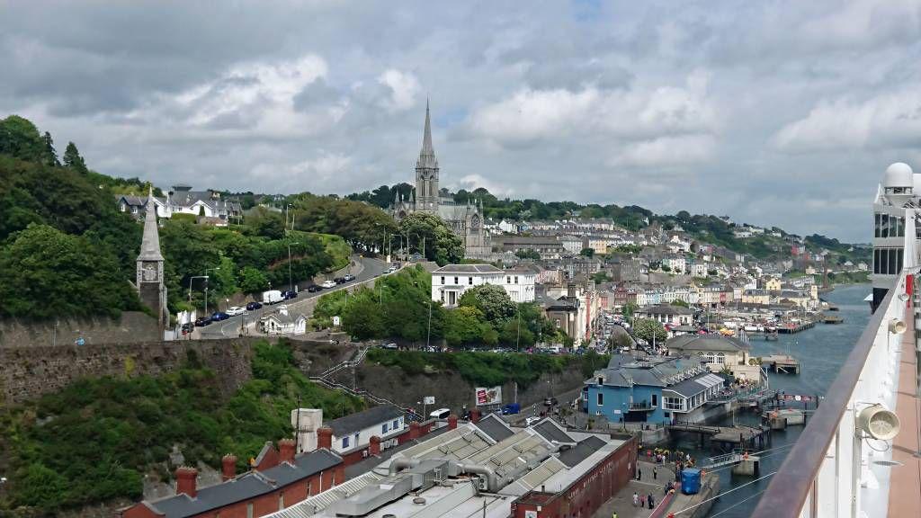 Irland, Cobh