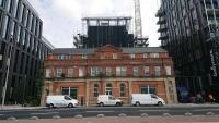 Dublin, alte und moderne Gebäude