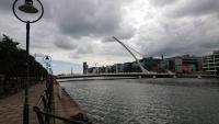 Dublin, Dublin, Samuel Beckett Bridge