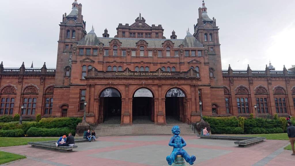 Glasgow, Kelvingrove Art Gallery and Museum