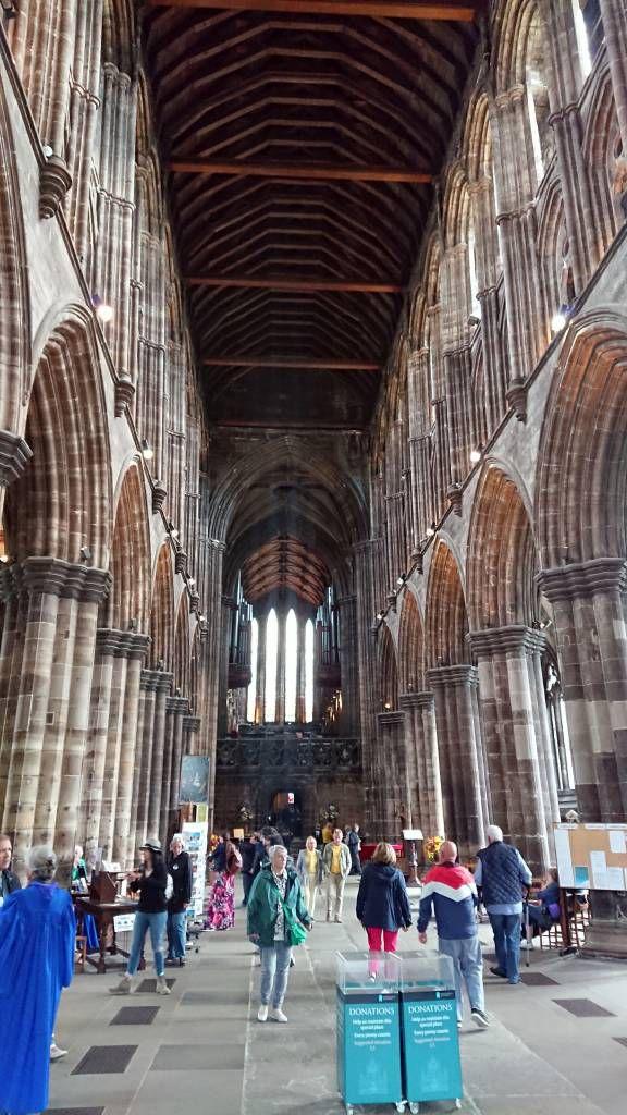 Glasgow, St. Mungo's Kathedrale