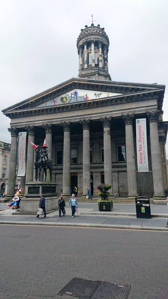 Glasgow, Gallery of Modern Art