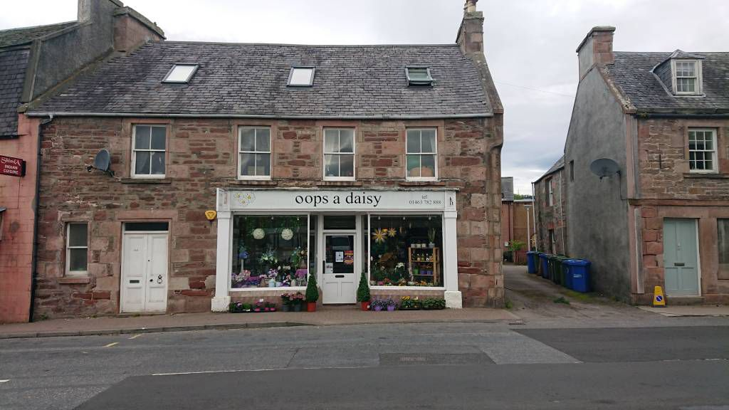 Schottland, Beauly, Geschäft