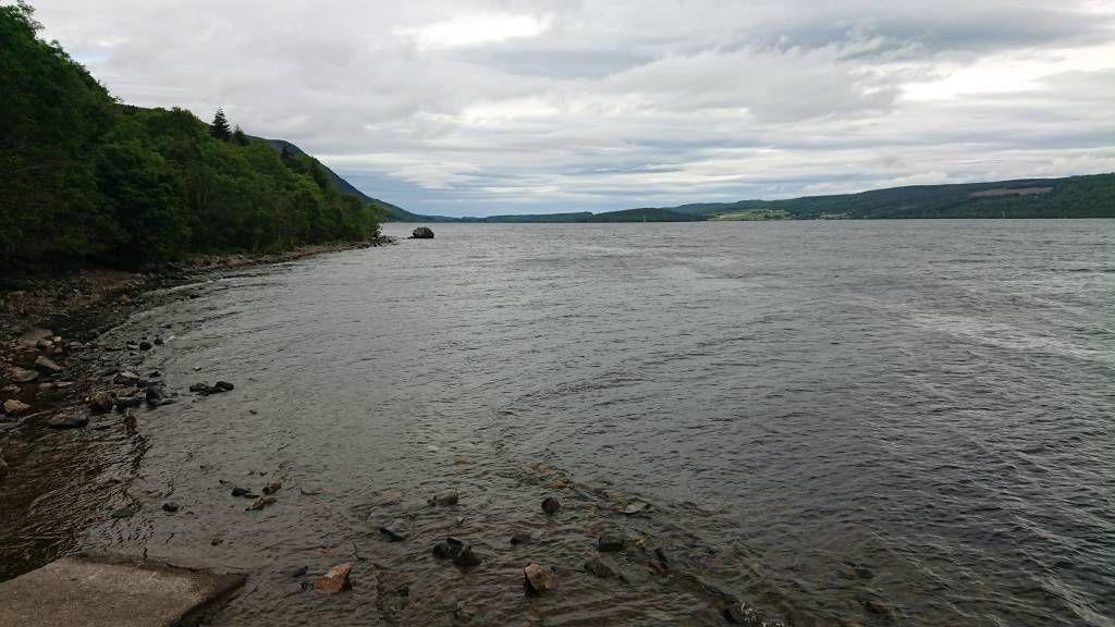 Schottland, Balmore, Loch Ness