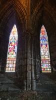 Glasgow, St. Mungo's Kathedrale, Fenster