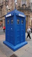 Glasgow, Polizei Box