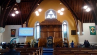 Schottland, Invergordon, Seefahrerkirche
