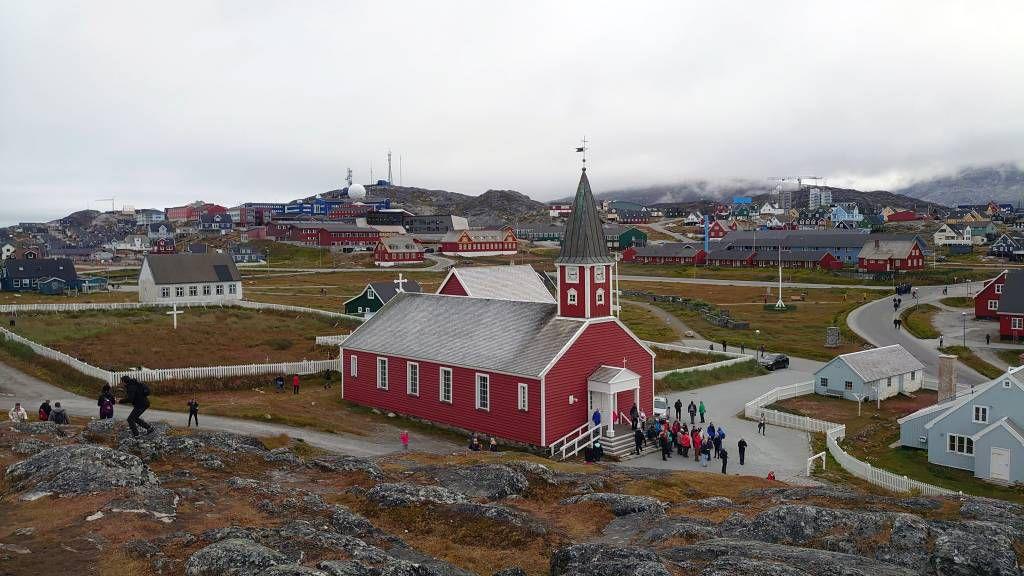 Grönland, Nuuk, Kirche