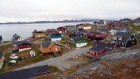 Grönland, Nuuk, Gebäude