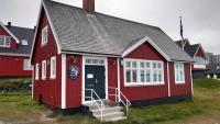 Grönland, Nuuk, Gebäude, Isländisches Konsulat