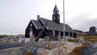Grönland, Ilulissat, Kirche