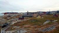 Grönland, Ilulissat, Gebäude