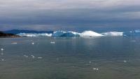 Grönland, Ilulissat, Eisberge